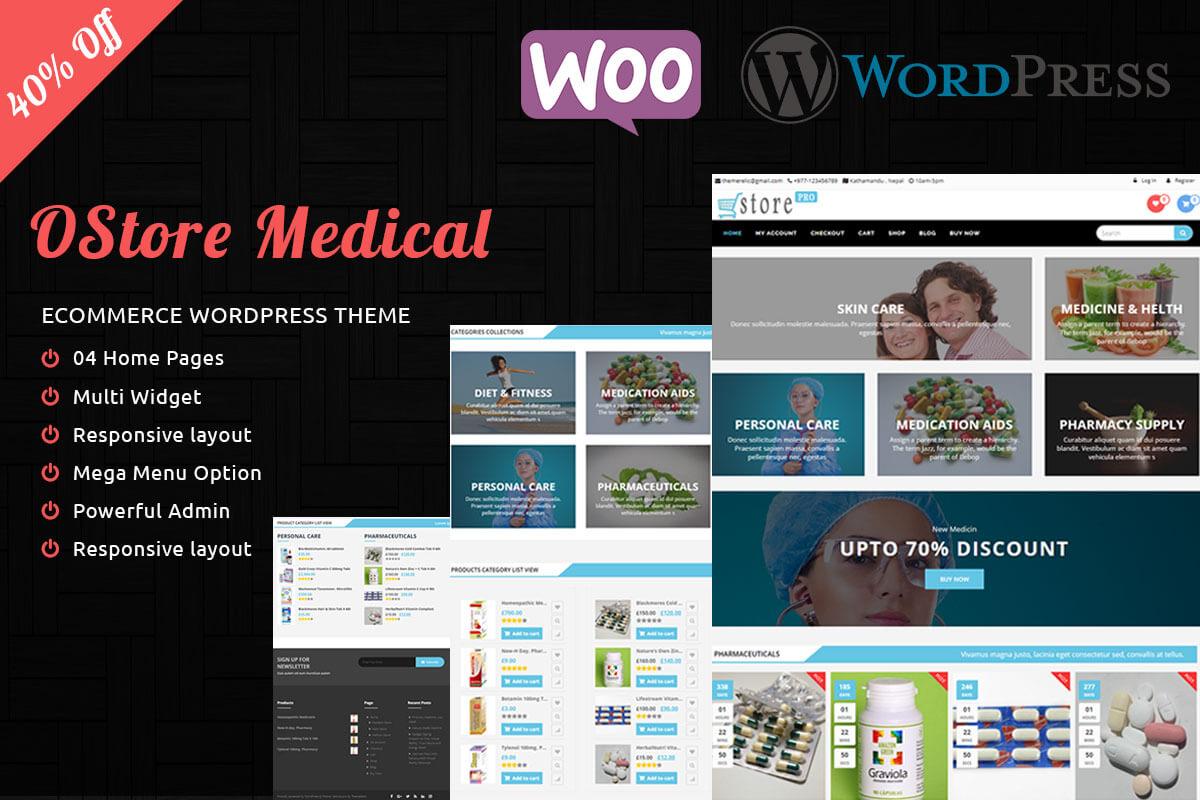 OStore WooCommerce Store Theme   ThemeRelic   E-Commerce